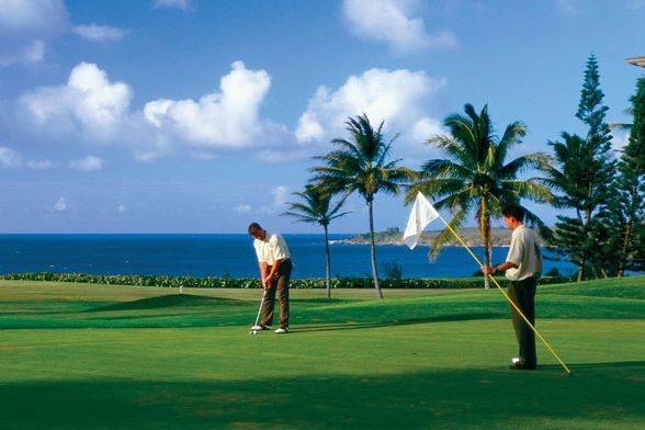 Maui Ritz Carlton Resort vacation