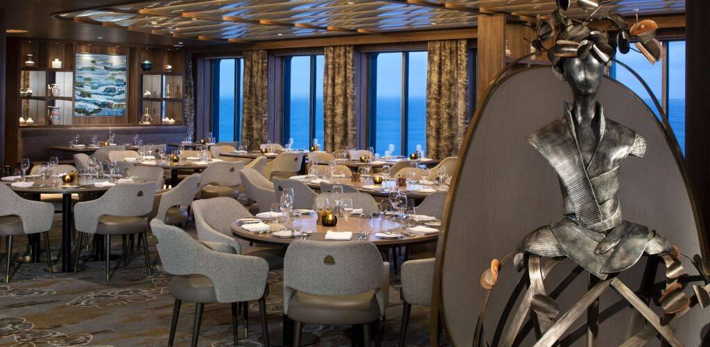 Ocean Grill Celebrity Flora Celebrity Cruises - Galapagos SeasideRestaurant - Copy